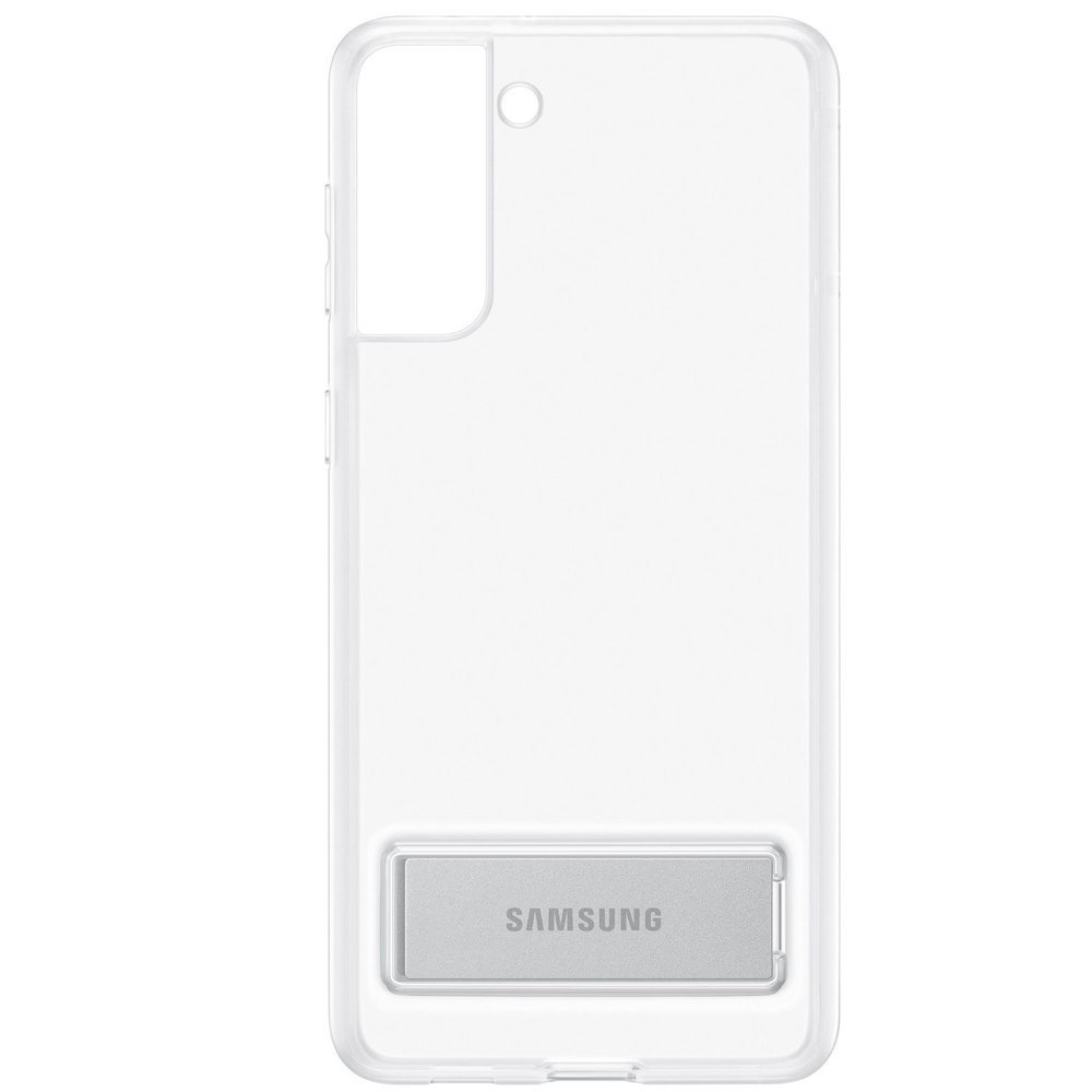 Etui Samsung CLEAR Standing Cover Transparent do Galaxy S21+ (EF-JG996CTEGWW)