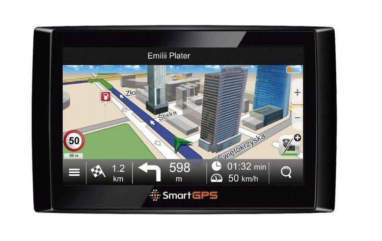Nawigacja Samochodowa Smartgps Sg732 Mapamap Top Pl Nawigacje