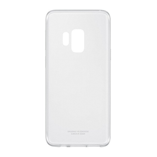 Etui Samsung Clear Cover do Galaxy S9 Przezroczyste