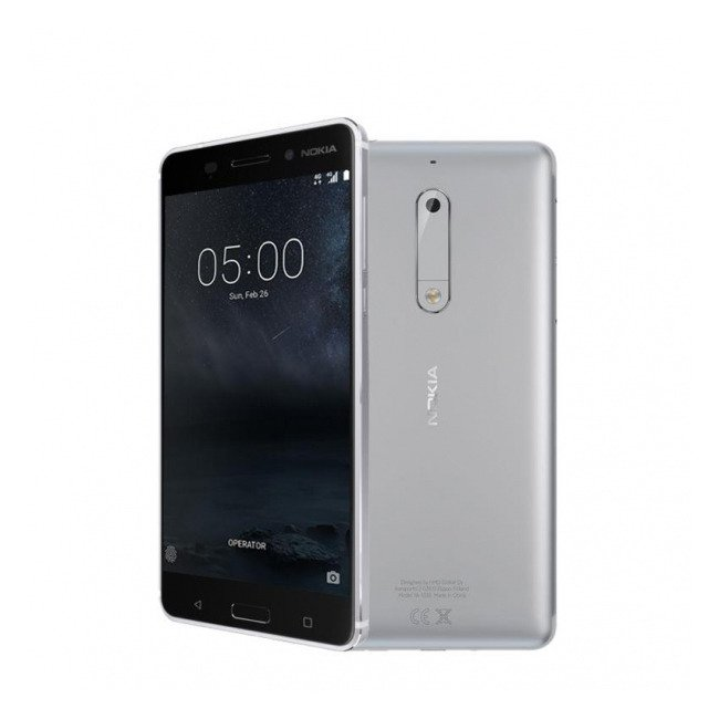 NOKIA 5 Single SIM Srebrna 2/16GB LTE